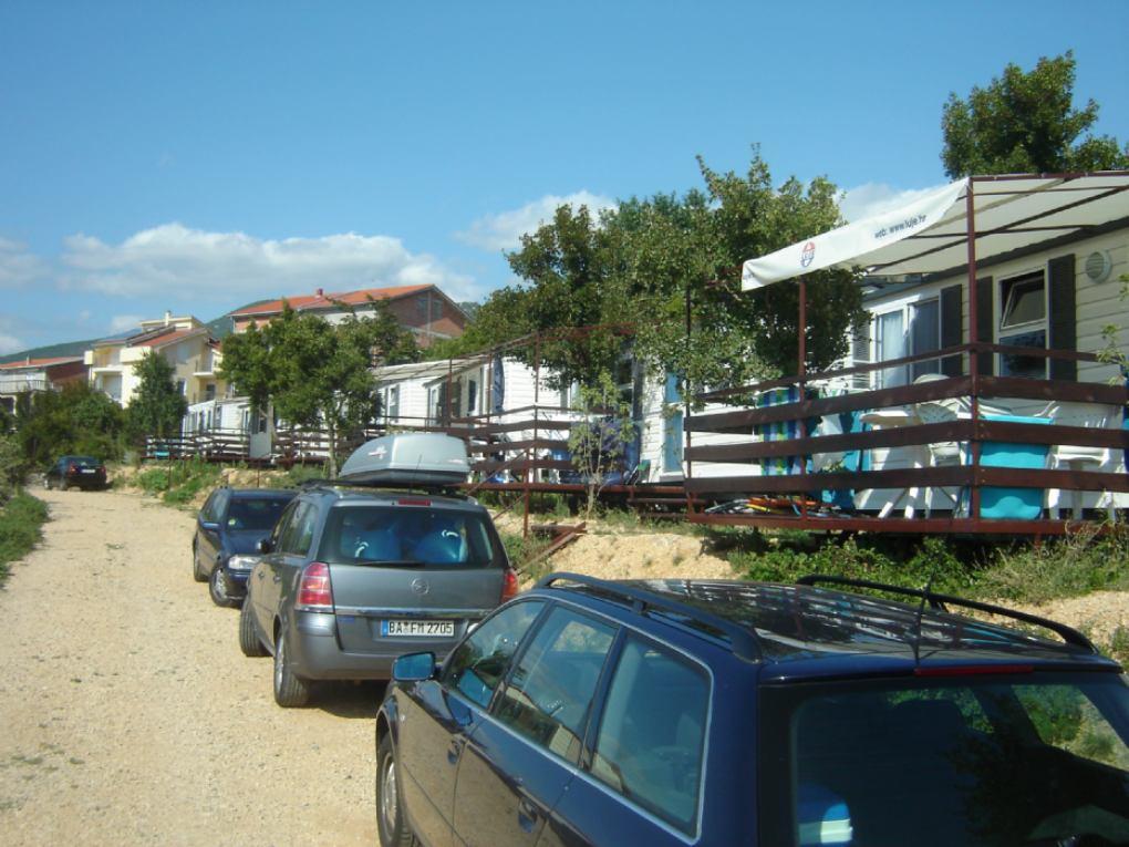Klenovica -mobil homes